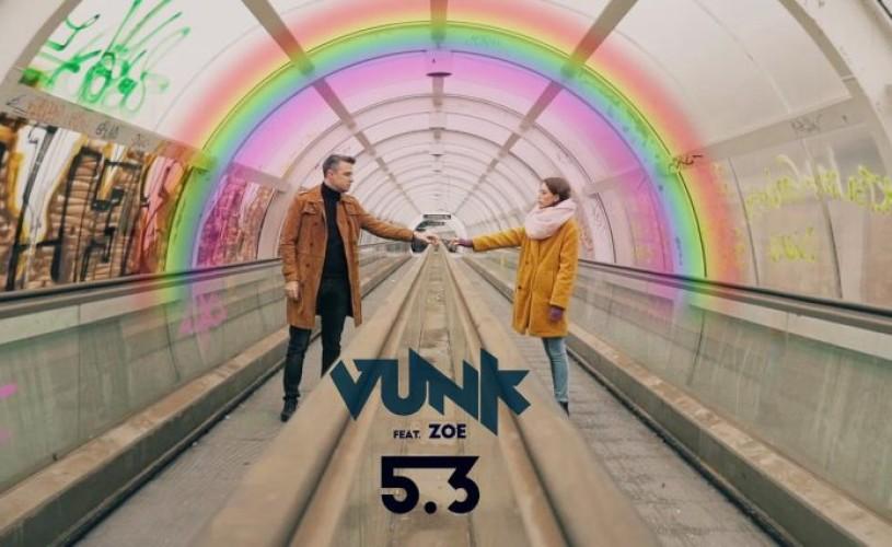 VUNK a lansat noul single 5,3