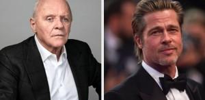 Cinci gânduri despre viață de la Anthony Hopkins și Brad Pitt, la început de an