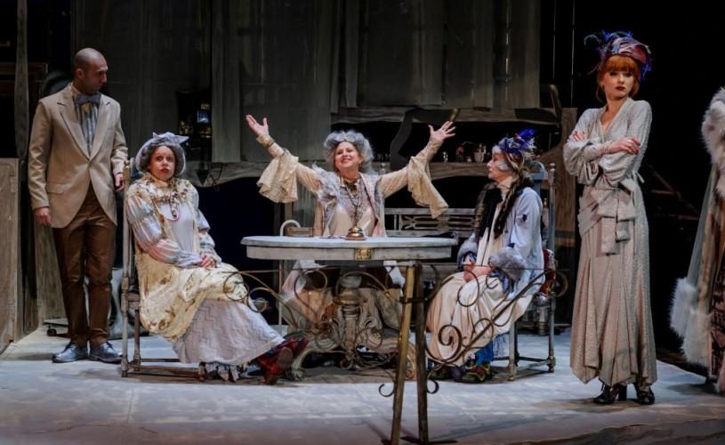 GAIȚELE – la Teatrul Național Iași, după 33 de ani