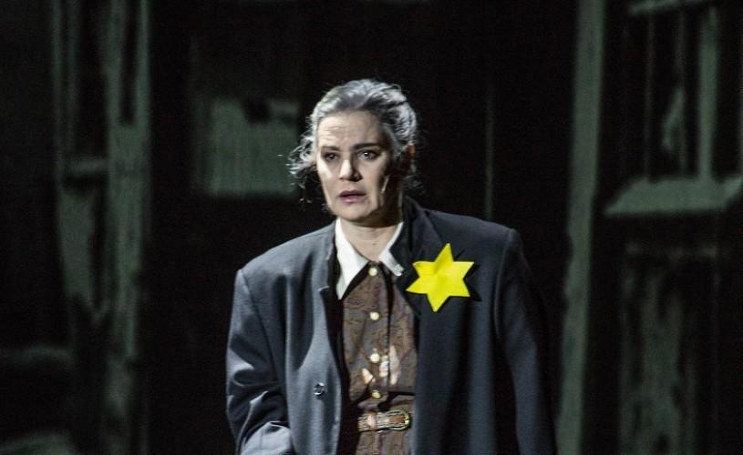 Spectacolele Teatrului Evreiesc de Stat, la 79 de ani de la Pogromul legionar la București
