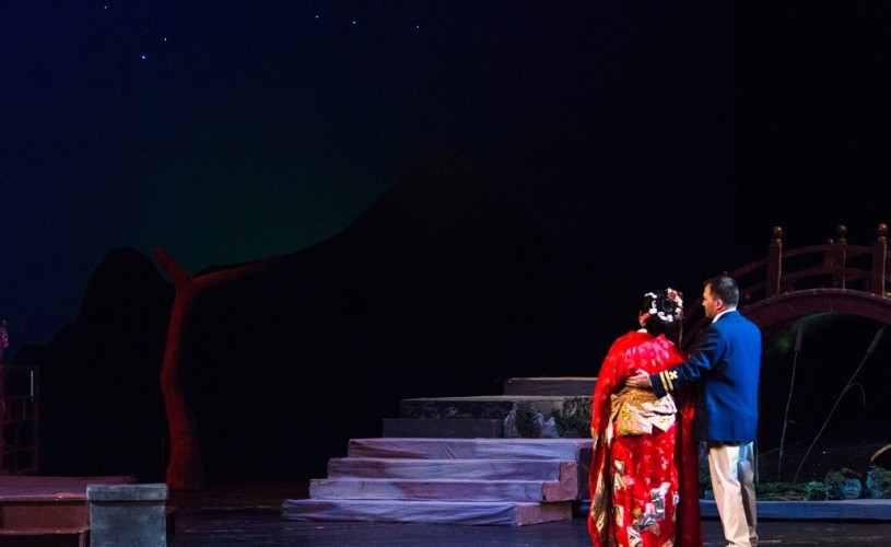 """Young Ju Kim, invitată în """"Madama Butterfly de pe scena Operei Naționale București"""