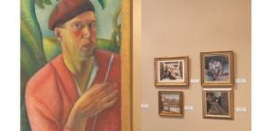 Partea nevăzută a colecţiei de artă Alexandru Phoebus, la MNAR