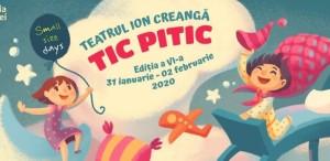 Mini-maraton de teatru pentru copii și bebeluși
