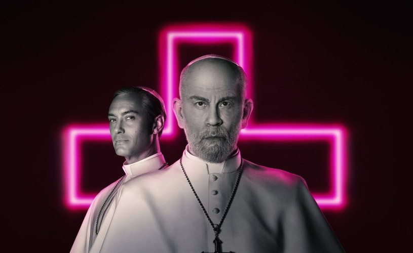 The New Pope/ Noul papă, din 10 ianuarie pe HBO GO