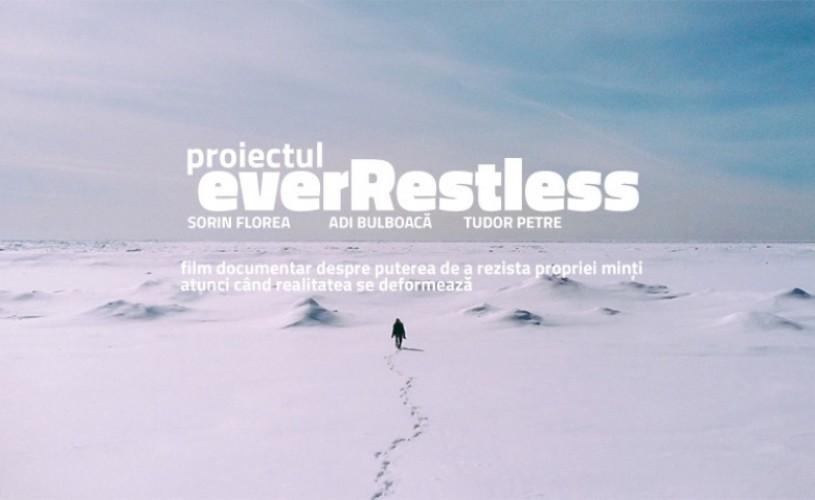 EverRestless, primul documentar de lungmetraj realizat de o echipă de români la Cercul Polar