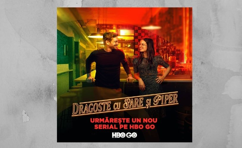 Serialul FOODIE LOVE, o producție HBO realizată în Spania, este disponibil pe HBO GO