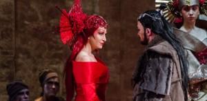 TURANDOT: Povestea extravagantei prințese, în imagini și emoții intense