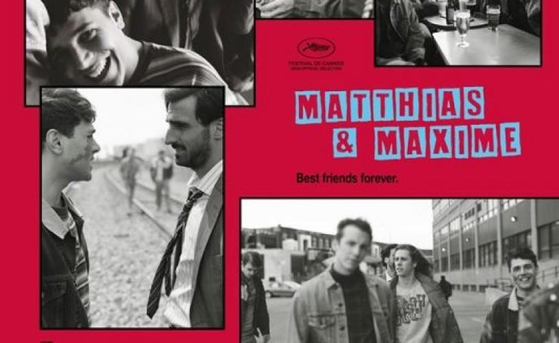 """""""Matthias et Maxime"""", promoție de Ziua Îndrăgostiților"""