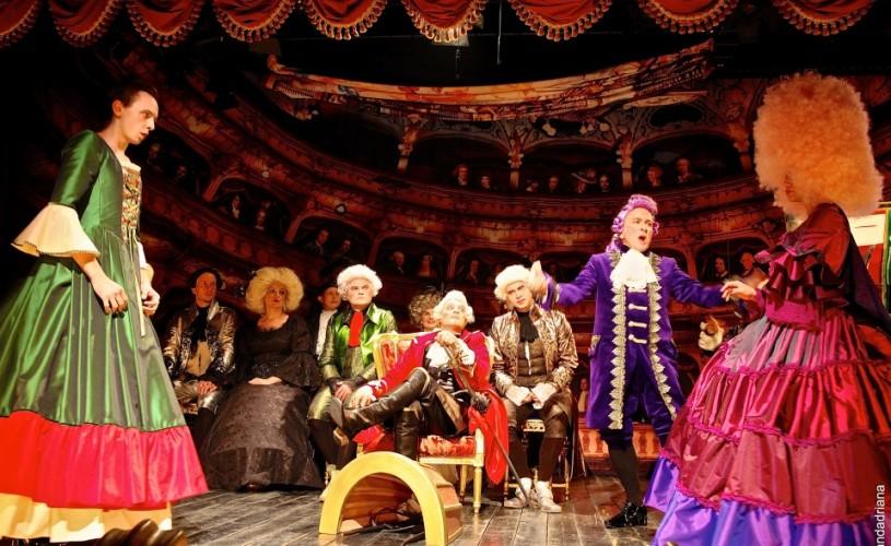 În martie, primăvara teatrală înflorește la Teatrul Metropolis