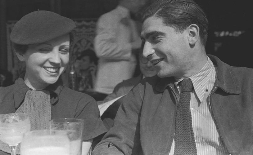 "Gerda Taro. ""Fata cu Leica"""