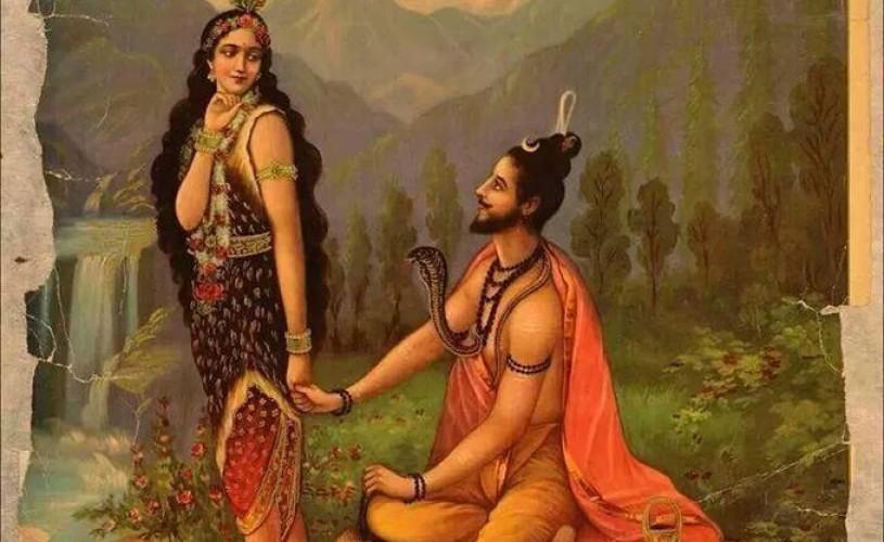 Cupluri celebre în mitologia universală. 5 povești pe care nu le-ai auzit la școală