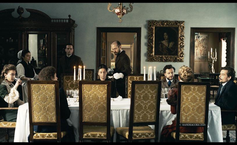 """""""Malmkrog"""", cel mai recent film al regizorului Cristi Puiu, are premiera mondială vineri la Berlin"""