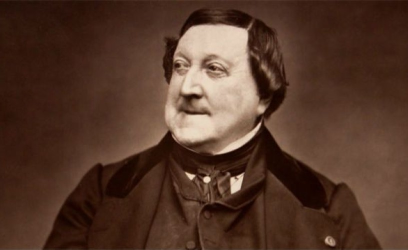 Născut pe 29 februarie: ROSSINI, geniul operei, vedeta lăudată de Beethoven, gurmandul