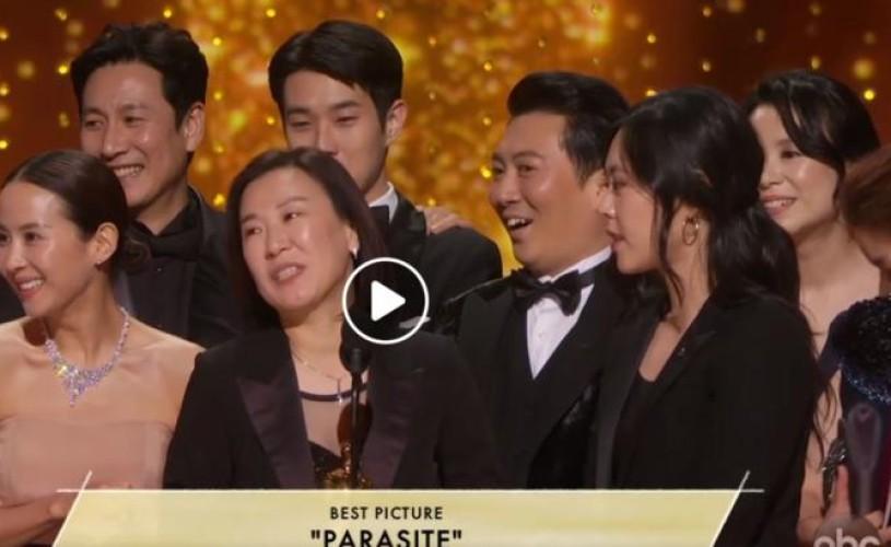 Câștigătorii Premiilor Oscar 2020