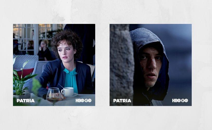 Patria, un nou serial HBO Europe produs în Spania, va avea premiera pe HBO GO în mai