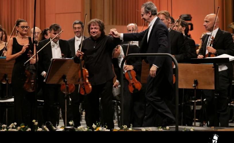 Festivalul Enescu online: audiențe record pentru concertul de deschidere și o nouă înregistrare de excepție pe site!