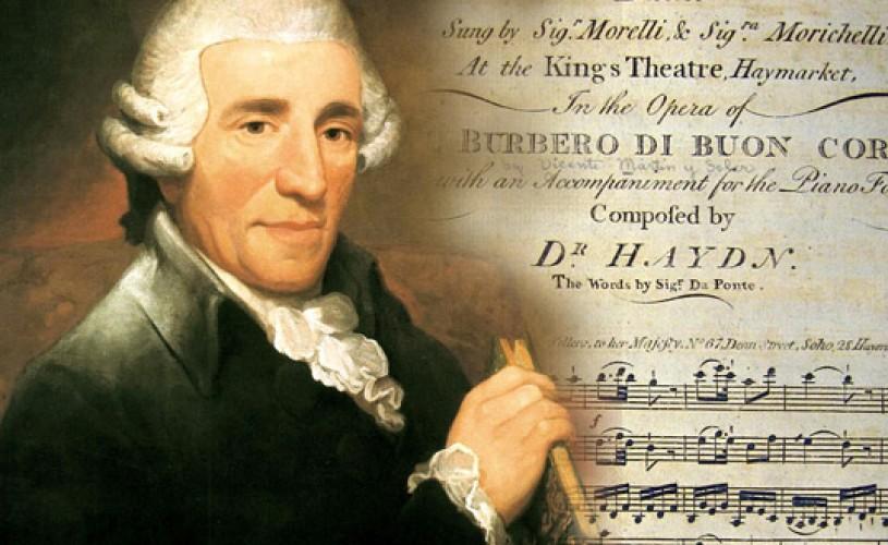 """""""Papa HAYDN"""", vedeta autodidactă, iubitorul de farse, marele prieten al lui Mozart"""