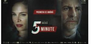 """Lansarea în cinematografe a filmului """"5 Minute"""", de Dan Chișu, amânată"""