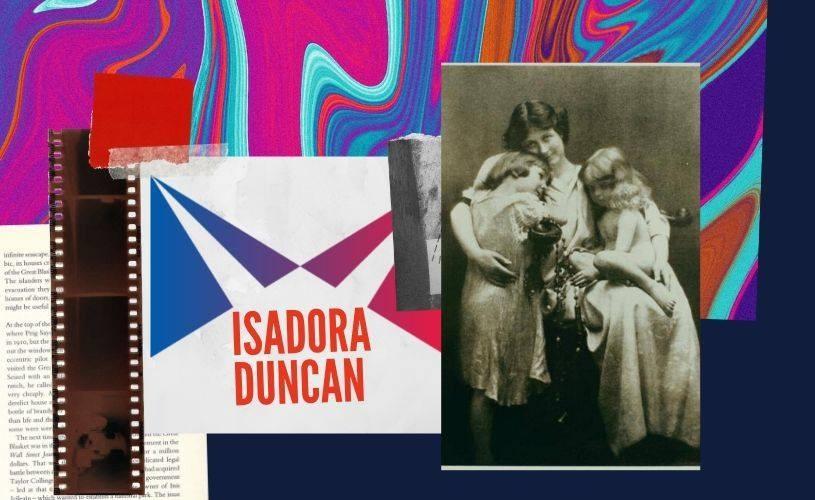 """Isadora Duncan: """"Eu cred că, deși trăim mai departe, există suferințe care ne omoară"""""""