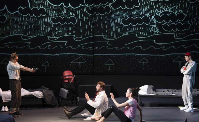 Premiera BEGINNERS la TNB: O montare bună pe un text slab