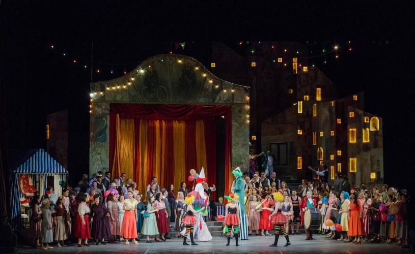 """Dimitrinka Raycheva, invitată în """"Cavalleria Rusticana & Pagliacci"""" de pe scena Operei Naționale București"""