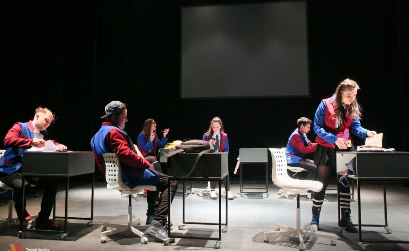 """Spectacolul """"Noi nu!"""", al Teatrului Național din Turda, transmis live"""