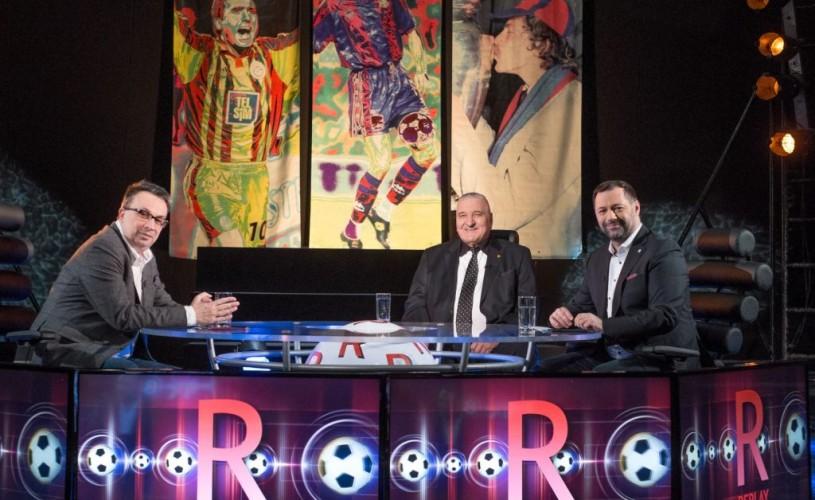 """Amintiri din Mexic, cu Rică Răducanu, într-o ediție specială """"Replay"""", la TVR 1"""