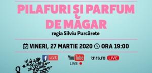 """""""Pilafuri și parfum de măgar"""", regia Silviu Purcărete, de Ziua Mondială a Teatrului"""