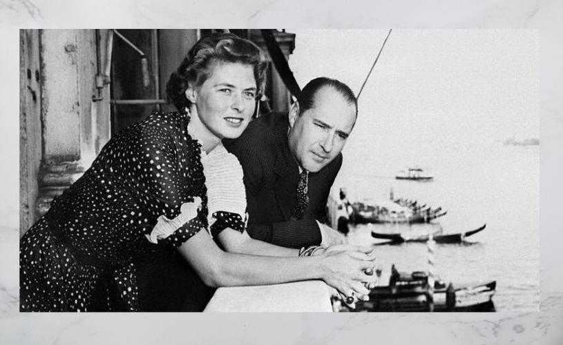 "Ingrid Bergman – Roberto Rossellini, ""un amore grande"""