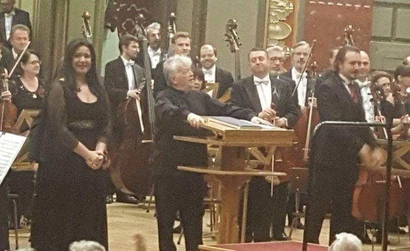 """""""Un Recviem German"""" de Brahms, în Joia Mare"""