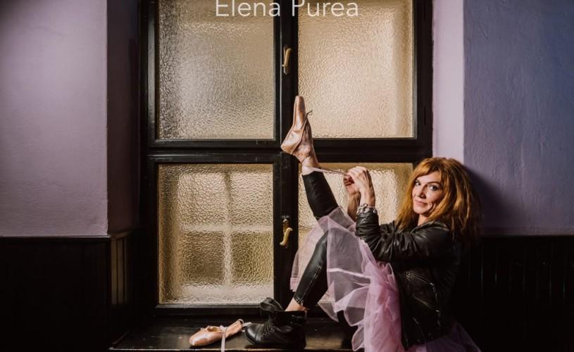 """""""Din vorbă-n vorbă"""" cu Elena Purea, live – la poveşti cu un actor al Companiei """"Liviu Rebreanu"""""""