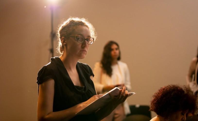 """Florentina Bratfanof, director de casting: """"Mereu caut să văd actorii și actrițele la lucru"""""""
