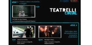 Cele mai recente spectacole Teatrelli sunt acum disponibile online gratuit