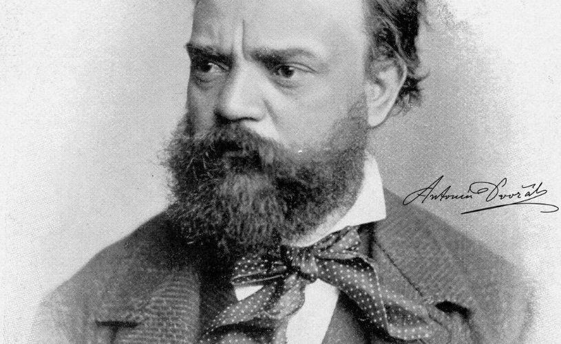 """DVOŘÁK: Cehul admirat de Brahms care """"a inițiat muzica națională în America"""""""