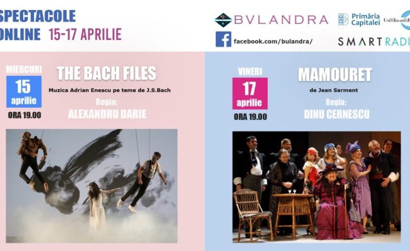 De la Bulandra se aude Bach în Săptămâna Patimilor!