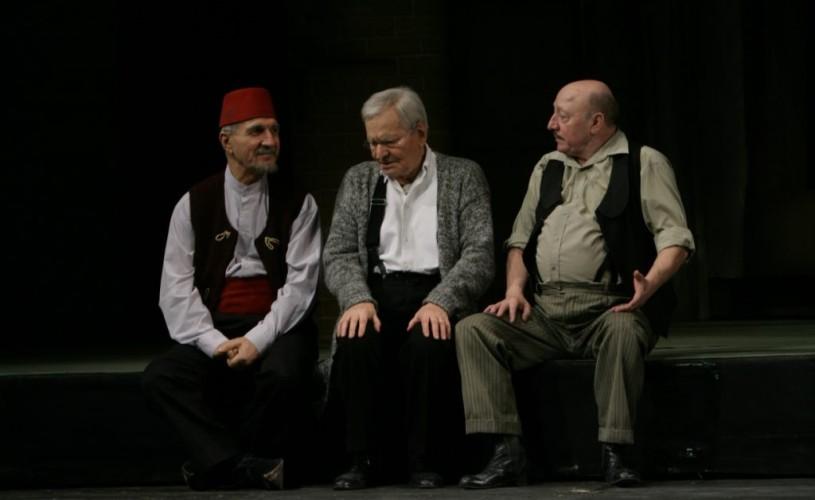 """Conferință  cu Andrei Șerban și legendarul spectacol """"Take, Ianke și Cadîr"""", on-line la TNB"""