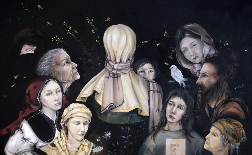 Creații ale artiștilor rezidenți la Roma, reunite de Accademia di Romania