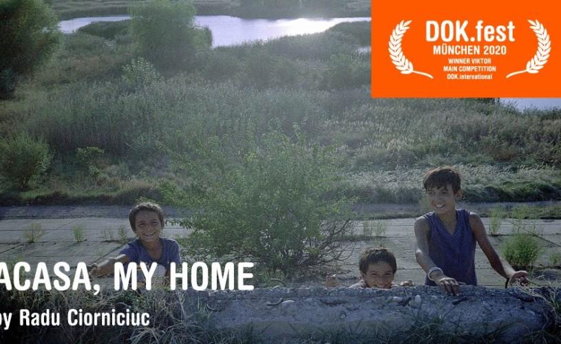"""""""Acasă"""", documentarul despre familia ce a trăit 20 de ani în Delta Văcărești, a câștigat Marele Premiu la DOK.fest Munchen"""