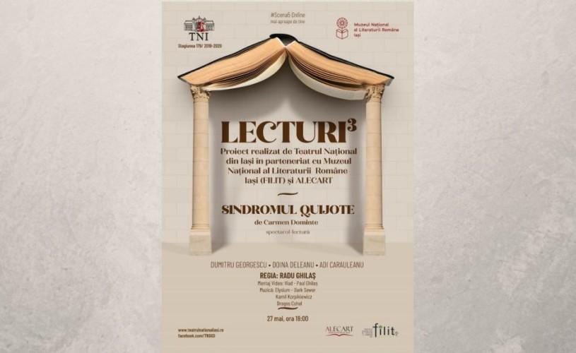 """""""Sindromul Quijote"""", premieră online"""