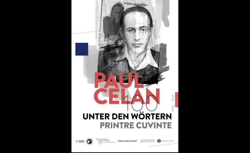 100 de ani de la nașterea lui Paul Celan