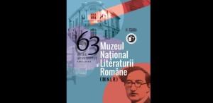 Muzeul Național al Literaturii Române aniversează 63 de ani