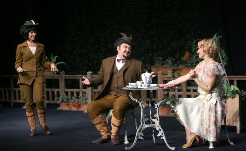 4 conferințe și o comedie de Minulescu, la TNB
