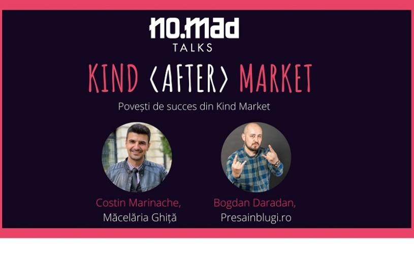 Kind Market – locul unde se leagă prietenii și încep parteneriate