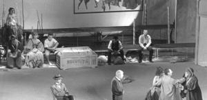 """""""Mincinosul"""" lui Vlad Mugur, la Teatrul Odeon"""