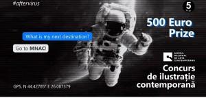 MNAC anunță prelungirea termenului limită pentru concursul de ilustrație Go To MNAC