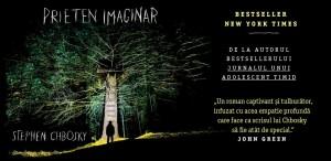 """""""Prieten imaginar"""", o poveste care îmbină basmul cu horror-ul"""