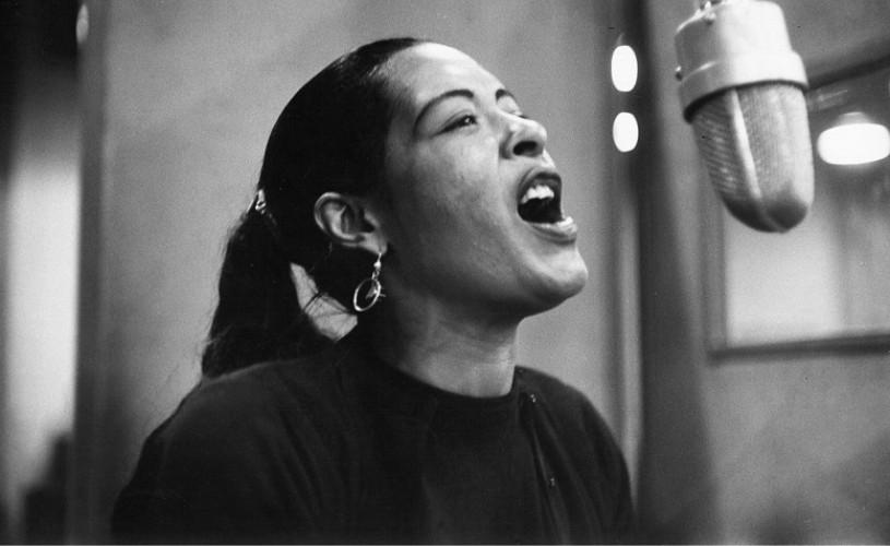 Povestea unei legende: Billie Holiday