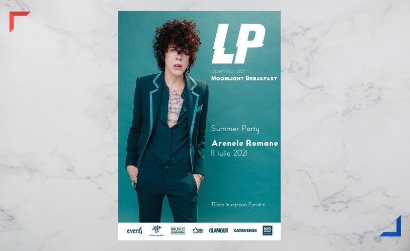 LP vine în BUCUREȘTI în luna iulie a anului 2021