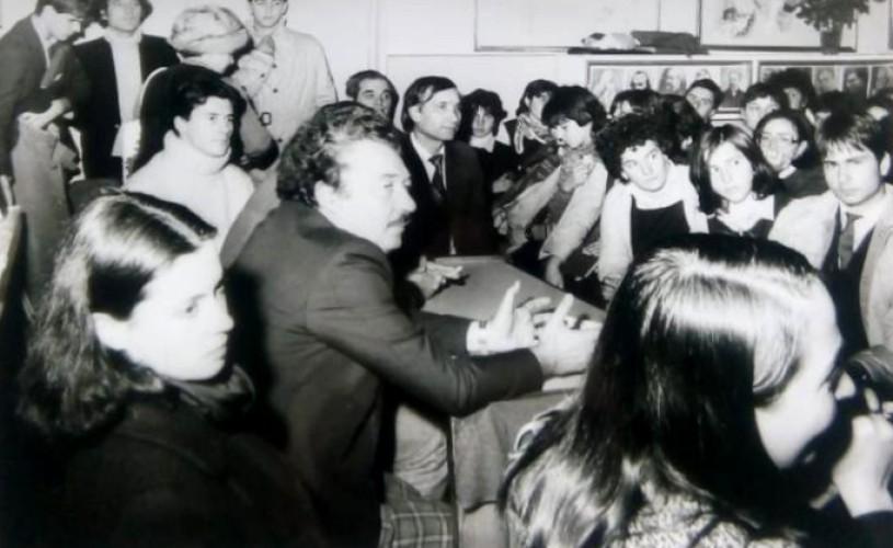 Regizorul Nicolae Corjos, autorul celebrelor filme Liceenii şi Declaraţie de dragoste, împlineşte 85 de ani