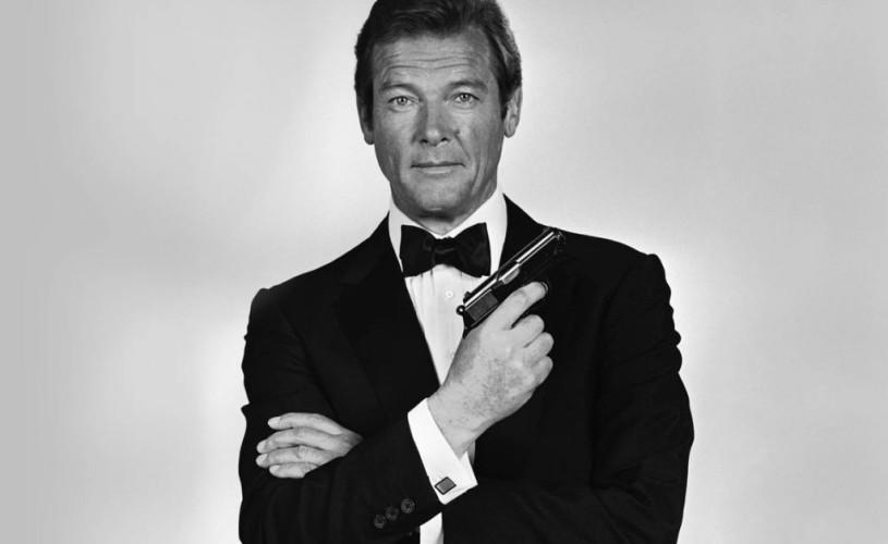 Roger Moore, trei ani fără James Bond